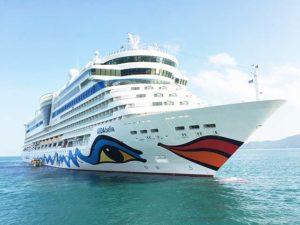 AIDA Cruises Kreuzfahrten Preisvergleich