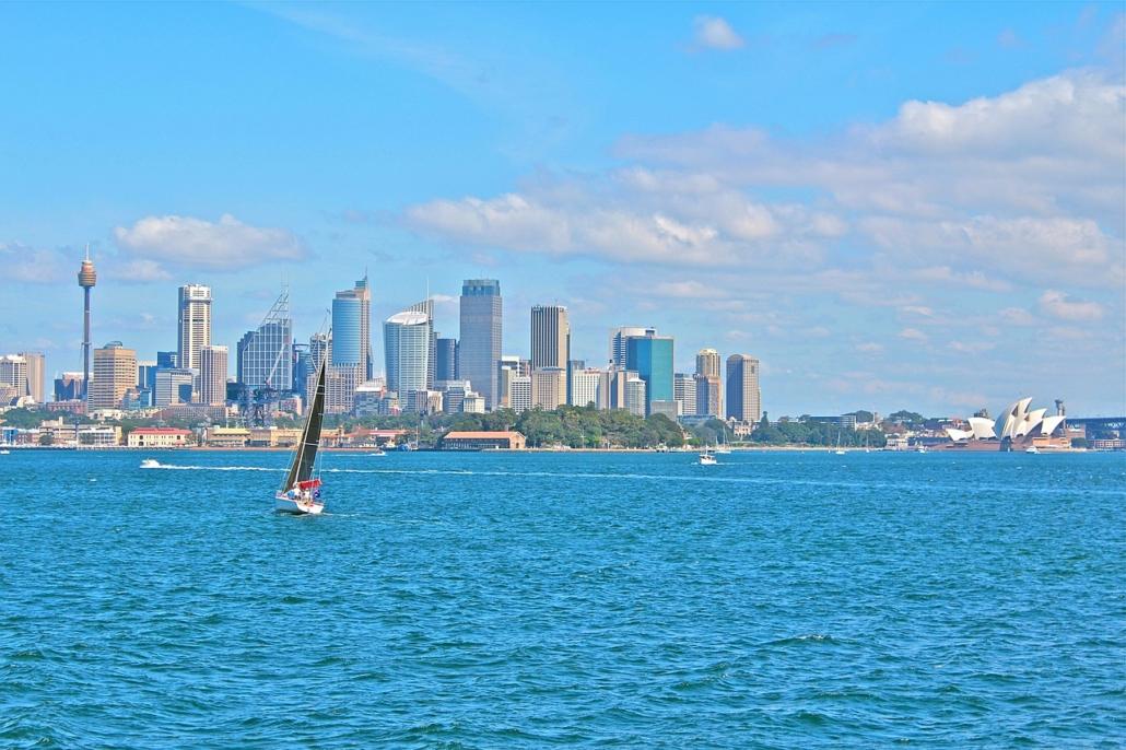 Beste Reisezeit für Sydney Australien