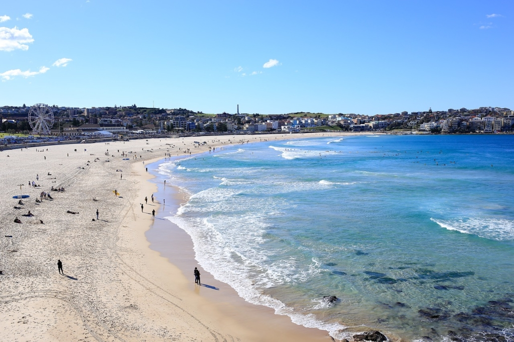 Bondi Beach Sydney Australien