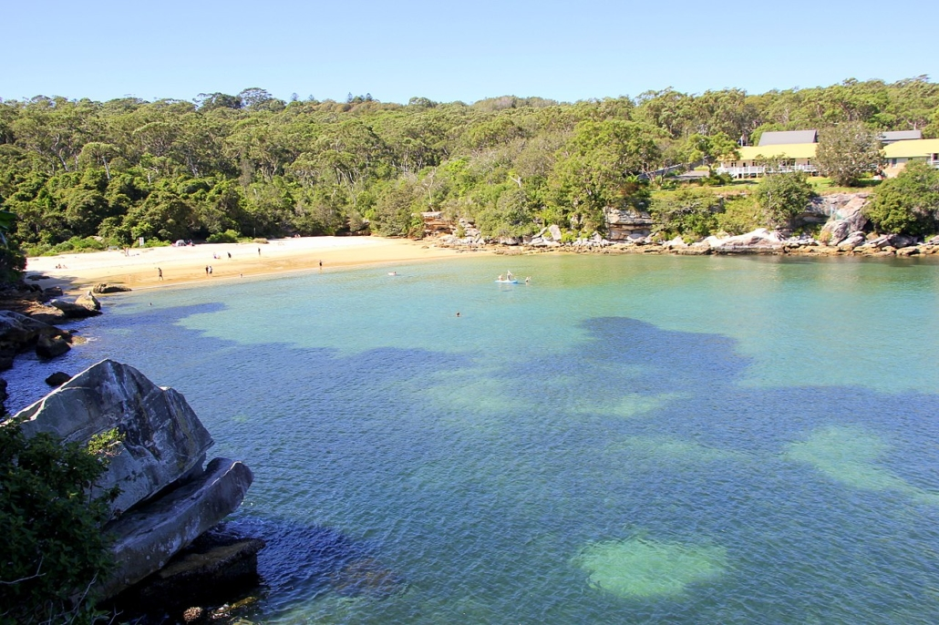 Collins Beach Sydney Harbour National Park