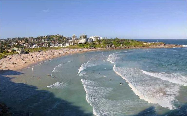 Die schönsten Strände in Sydney Australien Freshwater Beach