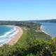 Die schönsten Strände in Sydney Australien Palm Beach