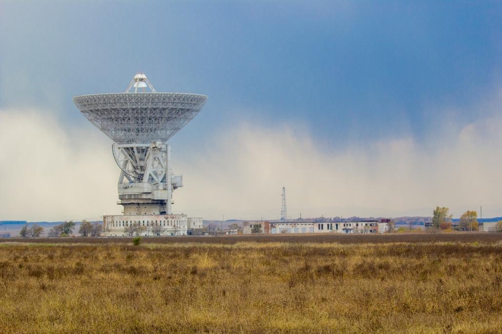 Insidertipp Deep Space Centre Canberra Australien