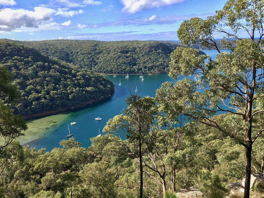 Ku-ring-gai Chase National Park Towlers Bay