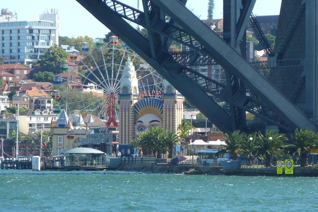 Vororte Sydney Australien Potts Point Kings Cross