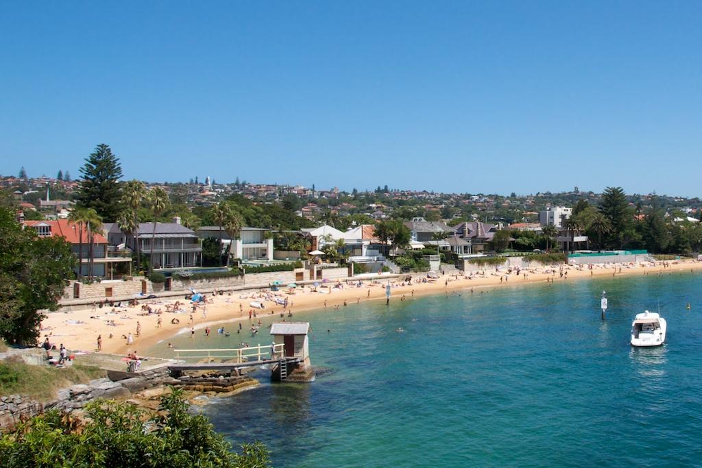 Vororte Sydney Australien Watsons Bay