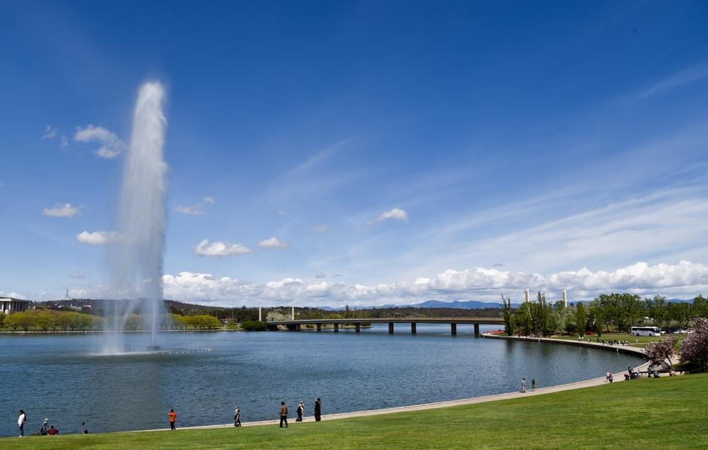 Wie lange in Canberra bleiben