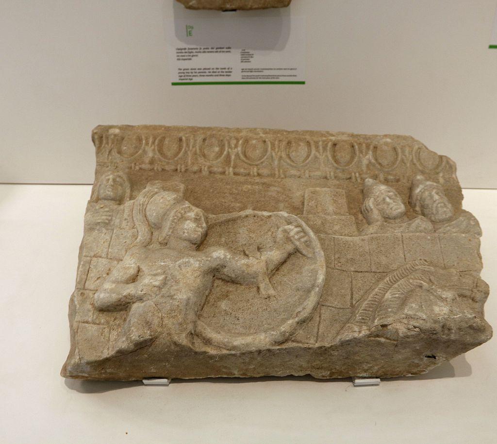 Reggio Calabria - die schönsten Sehenswürdigkeiten - Museo Nazionale della Magna Grecia