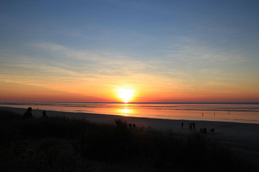 Eighty Mile Beach - dieser Strand macht seinem Namen alle Ehre