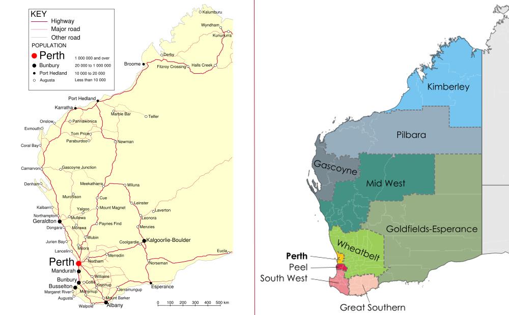 Western Australia - Ein unvergesslicher Trip entlang der Coral Coast Route