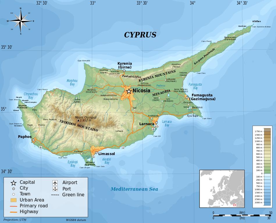 Cyprus topographic_map