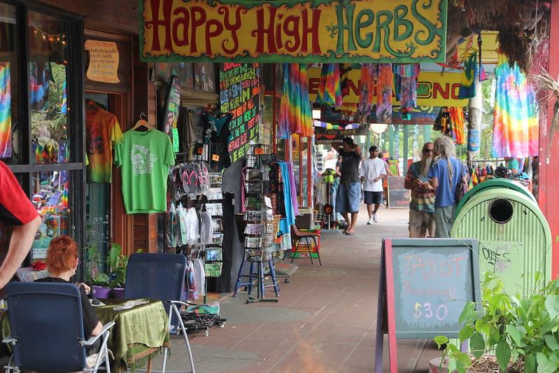 Festivals, kunterbunte Märkte und kreative Freigeister – das ist die Byron Bay