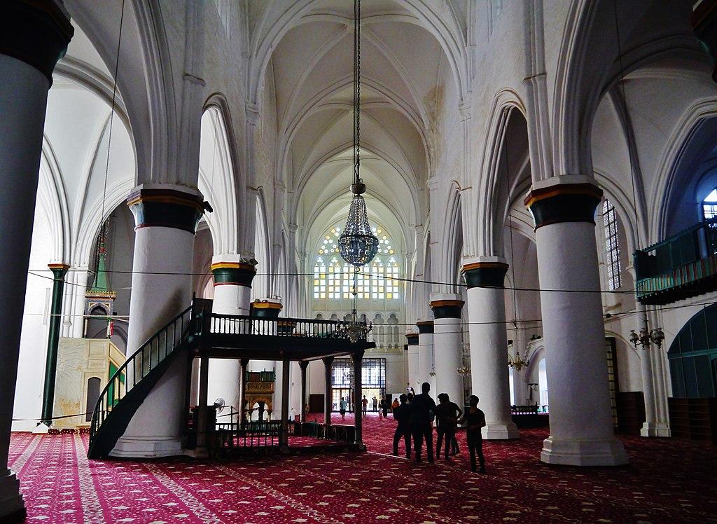 Lefkoşa_Selimiye-Moschee_(Sophienkathedrale)