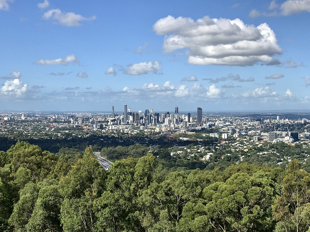 Mount Coot-tha (One Tree Hill) - the best view ever
