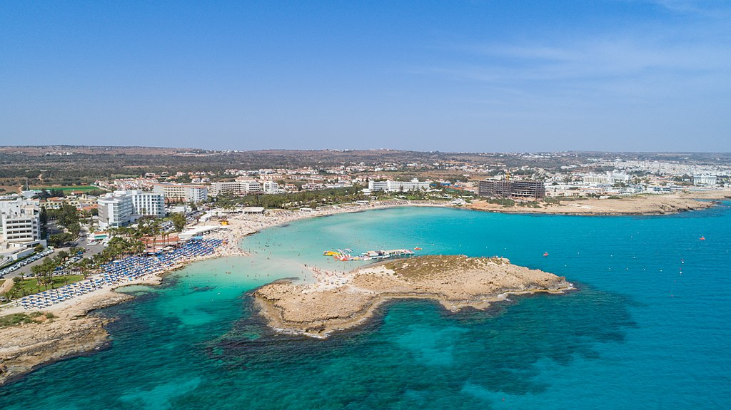 Nissi Beach Südzypern